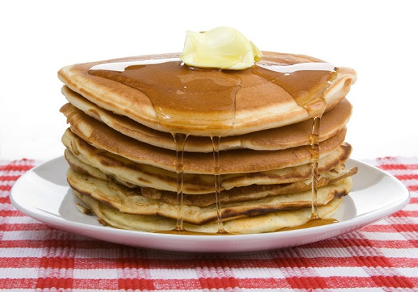 Pancakes in the Park – Sunday, Rain or Shine