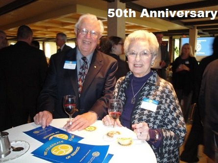 East Lansing Rotary 50th Party