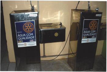 Healthy Safe Drinking Water in Brazilian Schools