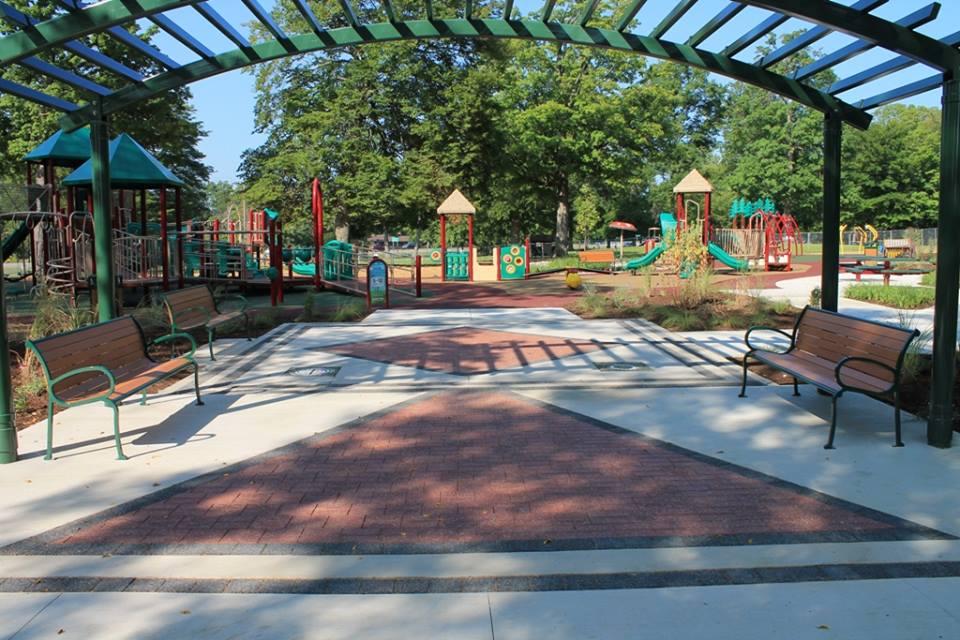 Patriarche Park, East Lansing, MI