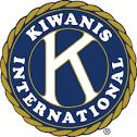 Kiwanis logo. Service to feeding hungry children