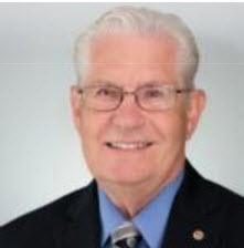 District Governor Bill Smith