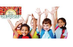 Big Bang Quet Kids Raising hands