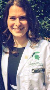 Alissa Moody, of Spartan Street Medicine