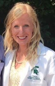 Spartan Street Medicine Co-Founder Brianne Feldpausch